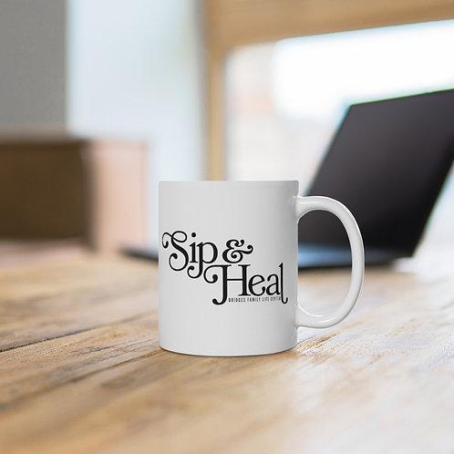 Ceramic Sip & Heal Mug