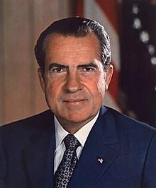 "Richard ""Tricky dick"" Nixon"