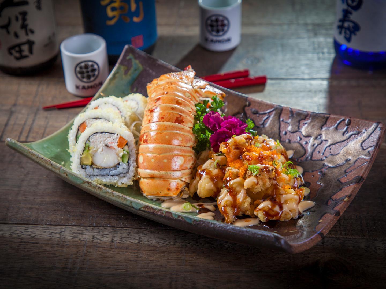 Kamon Lobster Roll