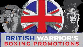 British Warrior Boxing Promotions Returns to York Hall This Saturday Night