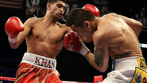 THE LION'S DEN: AMIR KHAN v MARCOS MAIDANA