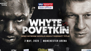 'Fight Camp' Reaches Its Climax: Dillian Whyte vs Alexander Povetkin