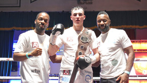 FURY UNLEASHED AT THE YORK HALL AS NEW AREA CHAMPIONS ARE CROWNED