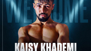 KAISY KHADEMI JOINS QUEENSBERRY PROMOTIONS