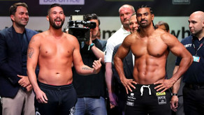 REVENGE OR REPEAT: THE TALE OF BELLEW VS HAYE