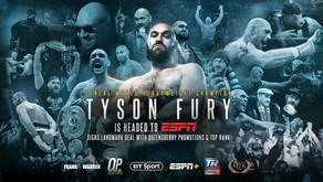 """FURY: """"I'LL FIGHT WHYTE FOR WBC DIAMOND TITLE"""""""
