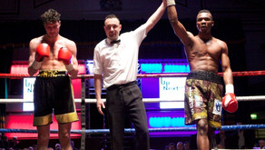 """ONES TO WATCH: LINUS UDOFIA """"ONE FIGHT AT A TIME"""""""