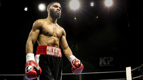 STEPHEN FULTON REACTS TO WORLD TITLE VICTORY