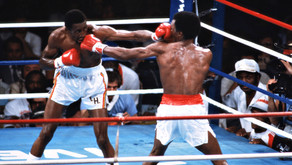Boxing's Fab Four Part Four: Leonard Vs Hearns I