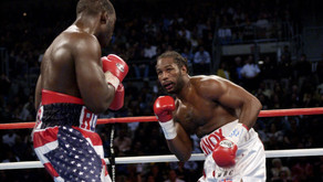 REVENGE OR REPEAT: THE TALE OF LENNOX LEWIS VS HASIM RAHMAN