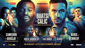 Fight Night Preview: Buatsi Set For Toughest Test Of Career Against Marko Calic