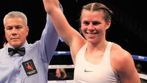 MARCHING ON TO GLORY: SAVANNAH MARSHALL