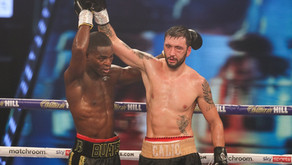 Review: Buatsi Beats Calic In Toughest Career Fight, Cameron Dominates To Win World Title