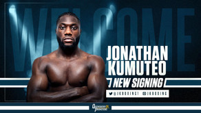 JONATHAN KUMUTEO SIGNS FOR QUEENSBERRY