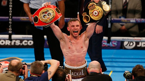 MARCHING ON TO GLORY: CARL FRAMPTON