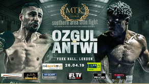 MTK GLOBAL HOST STARS IN A PACKED NIGHT AT YORK HALL