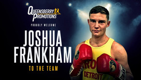 Exciting new prospect, Joshua Frankham, seeks to emulate the success of his cousin, Tyson Fury