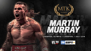 MURRY JOINS ROCKY ON HUGE #MTKFIGHTNIGHT