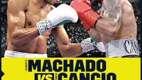 Vargas v Manzanilla & Machado v Cancio: An Explosive World Title Double-Header