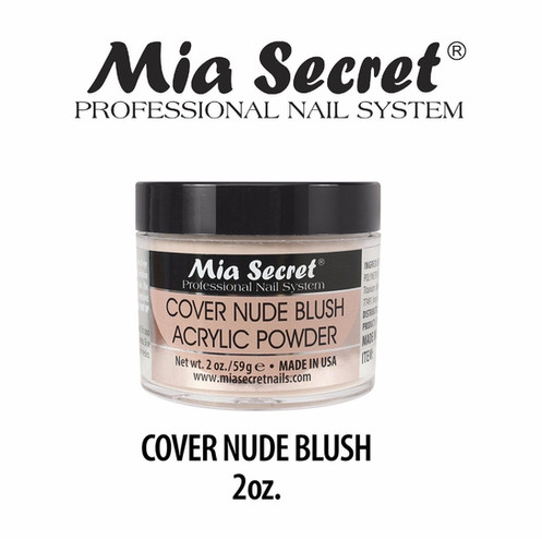 Cover Nude Blush Acrylic Powder 2 oz