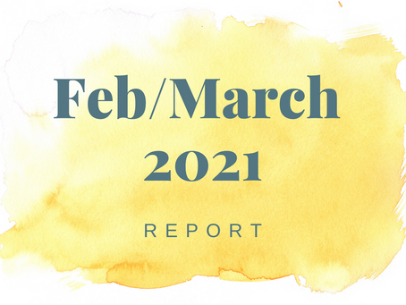 February-March 2021 (Report)