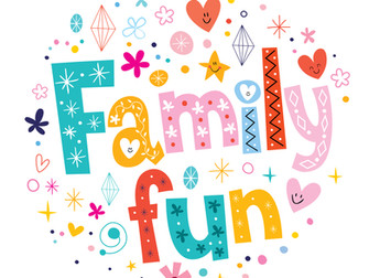 Family Fun for Spring Break