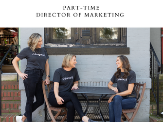 SEEKING PART-TIME MARKETING DIRECTOR TO JOIN OUR DYNAMIC TEAM