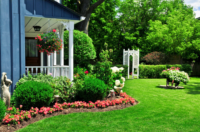 Curb appeal is the first impression of your home. Make it great!