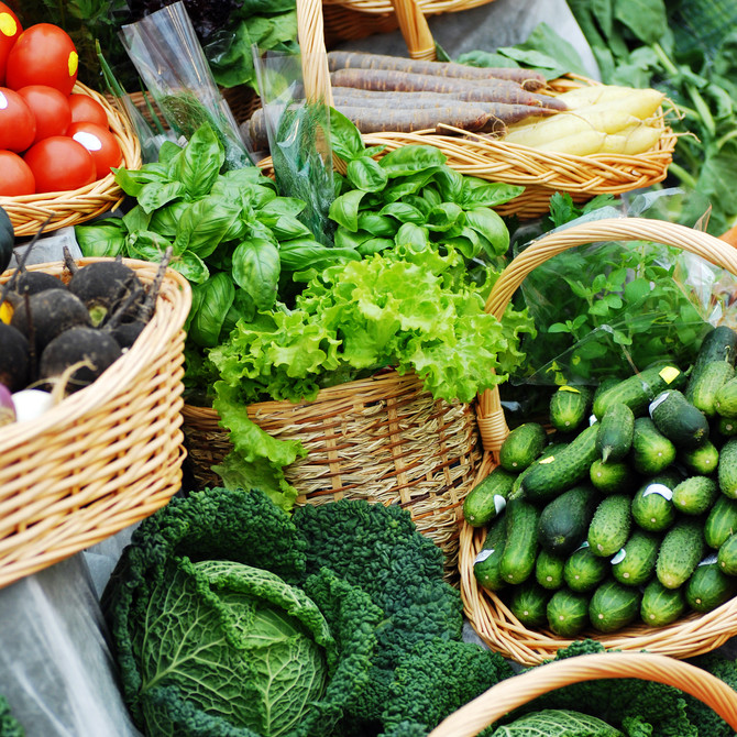 Farmers' Market's Near You