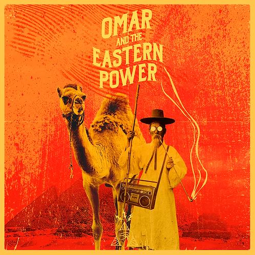 Omar and the Eastern Power (오마르와 동방전력)- Walking Miles (CD)