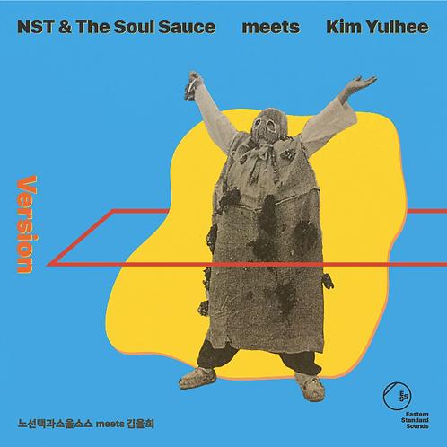 노선택과 소울소스 meets 김율희 (NST & The Soul Sauce Meets Kim Yulhee) - Version (CD)