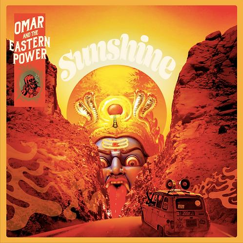 [7 inch Vinyl] Omar and The Eastern Power - Sunshine/ Htalen (7인치 바이닐)