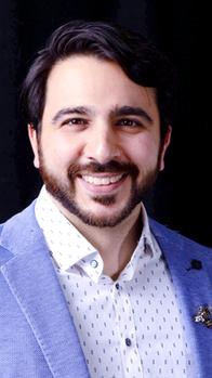 Dr Misagh Habibi (WA)