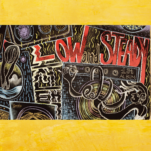 Low and Steady (2016) CD