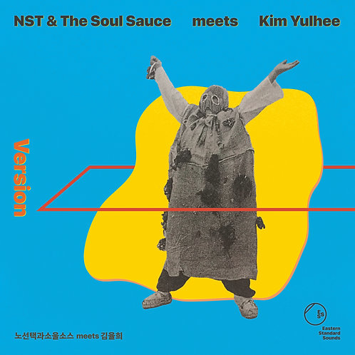 노선택과 소울소스 meets 김율희 (NST & The Soul Sauce Meets Kim Yulhee) - Version (CD)