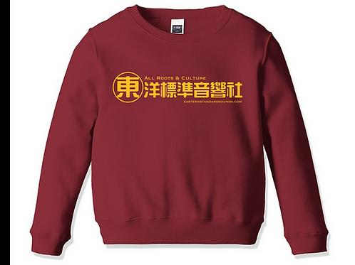 동양표준음향사Logo long-Sleeve Sweatshirt (맨투맨)
