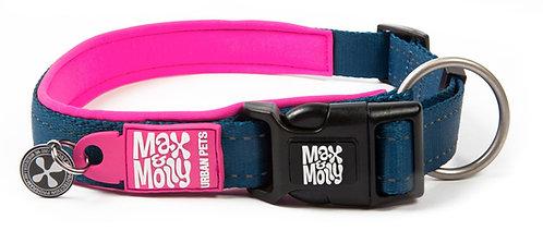 Max & Molly SMART ID MATRIX COLLAR - Pink