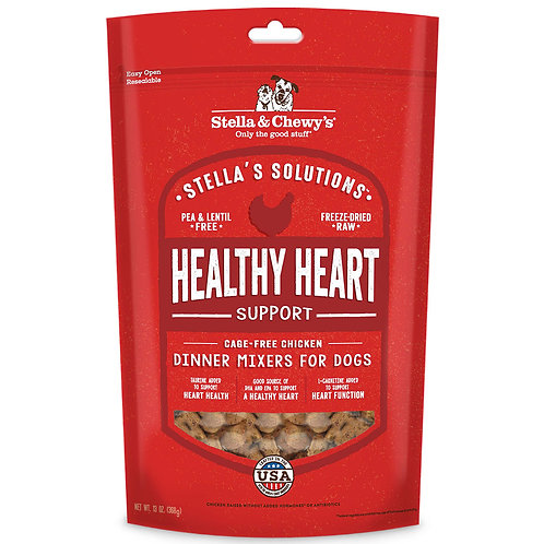 Stella's Solutions Healthy Heart Support