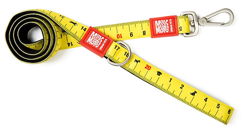 Max & Molly Short Leash - Ruler