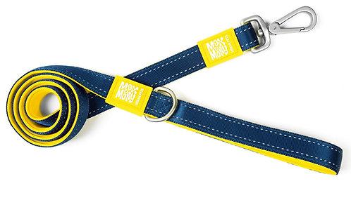 Max & Molly SHORT LEASH - MATRIX Yellow