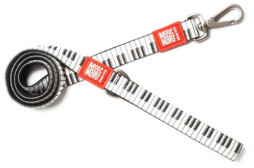 Max & Molly Short Leash - Piano