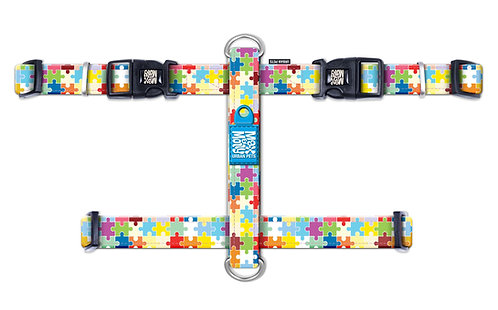 Max & Molly H-Harness - Puzzle