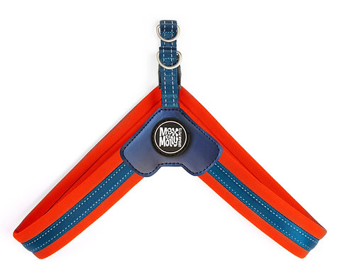 Max & Molly Q-FIT Harness Red