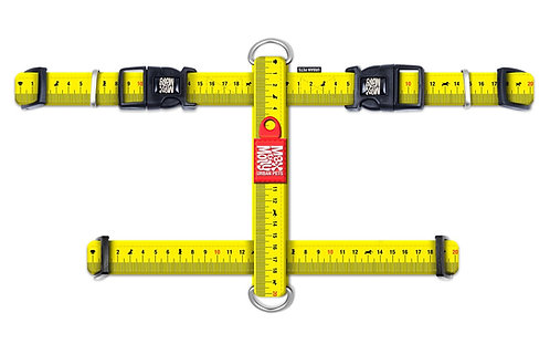 Max & Molly H-Harness - Ruler