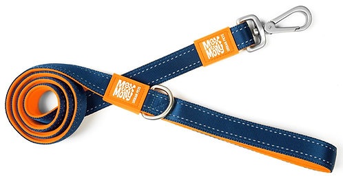 Max & Molly SHORT LEASH - MATRIX Orange