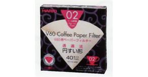 V60 濾紙 VCF-02-40M