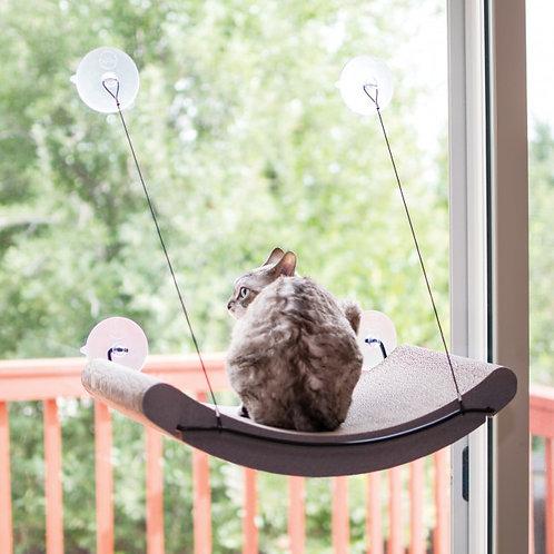 Kitty Sill Cradle - EZ Mount Scratcher™