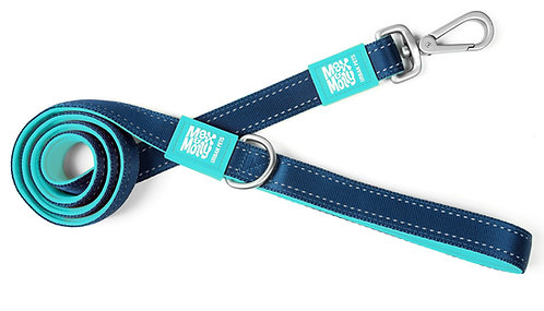 Max & Molly SHORT LEASH - MATRIX Cyan