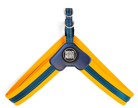 Max & Molly Q-FIT Harness Orange