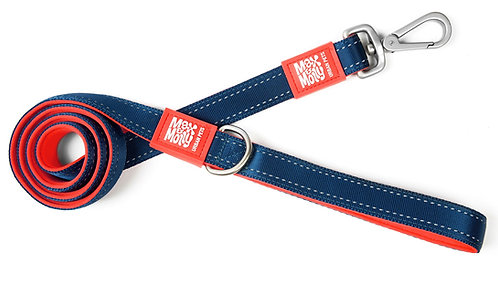 Max & Molly SHORT LEASH - MATRIX Red
